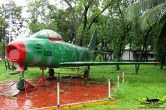1606: Bangladesh Air Force Canadair Sabre Mk.6 (Samee55) Tags: bangladesh air force baf canadair sabre mk6 chittagong cgp warbird preserved aircraft