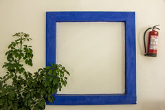 Vierkant (hutsepot) Tags: zdere kusadashi turkije turkey turquie turkei trkei vierkant square carre carr blau bleu blue blauw