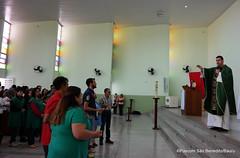 26_jun 2016 BatismoNaMatriz (118) (Paroquia So Benedito/Bauru) Tags: batismo matriz sobenedito crepaldi sacramento 2016