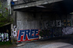 graffiti (wojofoto) Tags: holland graffiti nederland free railway netherland spoor trackside spoorweg wolfgangjosten wojofoto
