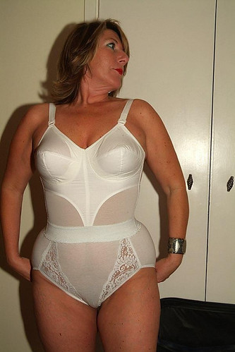 Mature girdle pictures