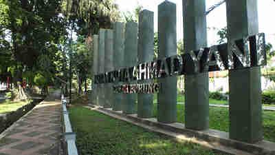 Taman di Kota Bogor