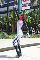 IMG_9145 (willdleeesq) Tags: cosplay spiderman silk cosplayer marvel marvelcomics cosplayers wondercon spiderwoman wca2015 wondercon2015