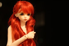 IMG_8319 (Emma Wolf) Tags: doll bjd customblythe obitsucustom classydoll dimdolllarina mystickids zinnadollmore
