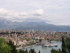 Split , Adriatic coast (T.J. Jursky) Tags: new nature canon europe croatia split adriatic marjan dalmatia dalmacia tonkojursky