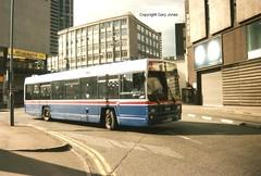 1164 G164 EOG HY (onthebeast) Tags: city buses birmingham centre wm lynx leyland hockley eog 1164 g164