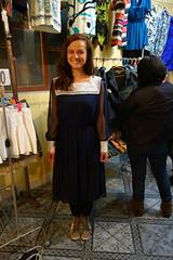 mein leider zu großes Taufkleid. (Hel*n) Tags: dress capital hauptstadt bolivia helen bolivien vestido sucre chuquisaca kleid heln charcas