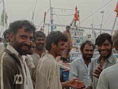 Karachi Fisheries, Karachi, Pakistan. March, 2015. (yusuf a. dadabhoy) Tags: pakistan fish karachi sind sindh fisheries