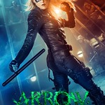 Poster Black Canary Arrow