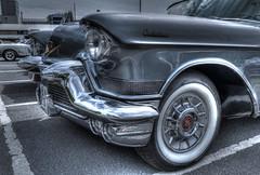 Cadillac DeVille (PLADIR) Tags: auto usa car classiccar rad cadillac panasonic oldtimer oldcar hdr carshow fahrzeug meilenwerk reifen felge uscar cadillacdeville oldtimertreffen fz1000 classicremise