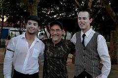 Dandys Acrobático - Coletivo M'Boitatá (Mostra de Teatro de Dourados) Tags: mostra teatro arte circo céu ao dourados espetáculo raízes dandys