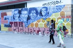 TorPignattara 2 (blu69) Tags: street urban rome roma art italia tor torpignattara pignattara multietnico