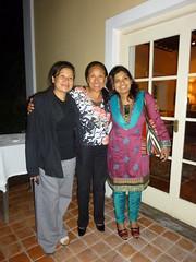 Anu, Phurba and Salina