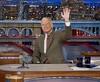 David Letterman presentó su último episodio al frente de Late Show de CBS el miércoles. Stephen Colbert lo reemplazará en septiembre. (The Washington Post)