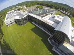 Aerial images of Binghamton University (BinghamtonUniversity) Tags: usa ny vestal aerials 2015 centerofexcellence buildingsandfacilites innovativetechnologiescomplex