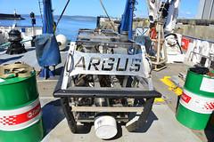 ROV Argus on the E/V Nautilus deck (Ocean Networks Canada) Tags: nautilus argus ogdenpoint wiringtheabyss2016