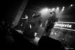 BRUJERIA_06 (Pablo Aliaga) Tags: chile santiago rock metal canon mexico drum stage guitarra heavymetal jackson fender fotos 5d gibson esp guitarrista sonido brujeria rockerio kamazu fotosdepac