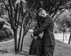 Olivia and Daniel - Engaged (osulls) Tags: blackandwhite cute love canon happy engagement hug couple texas graduation smiles marriage proposal collegestation texasamuniversity maysbusinessschool vsco canonrebelt3i vscocam