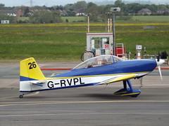 G-RVPL Vans RV8 (Aircaft @ Gloucestershire Airport By James) Tags: james airport gloucestershire vans lloyds rv8 egbj grvpl