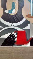 vasi comunicanti (plantulae) Tags: streetart parma disegno ospedalevecchio agostinoiacurci cibusinfabula