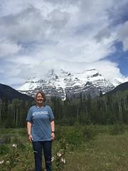 Major funding enhances Mount Robson Visitor Centre (BC Gov Photos) Tags: tourism bc britishcolumbia tourists rockymountains visitors bcparks bcgovernment shirleybond tourismweekincanada mountrobsonvisitorcentre