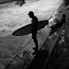 Eisbach Surfer - wetterunabhängig
