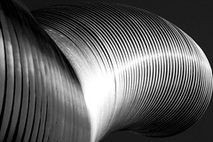 Inner:Tension (BazM:Photog.......:-)) Tags: bw abstract blancoynegro spiral blackwhite graphic curves coil curved coils coiled spiralling bazmatthews