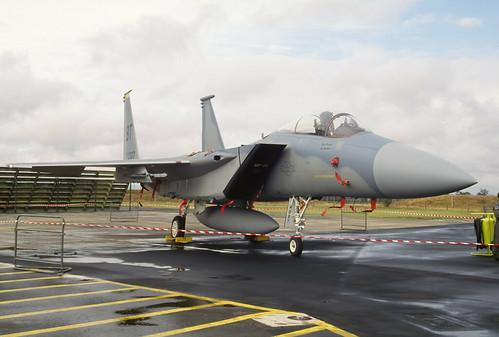F-15C - 84-027BT - 53rd FS 36 FW Bitburg AB, Germany