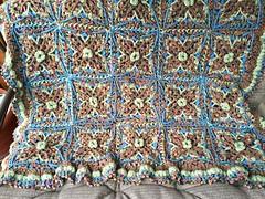 Kathy Owen (The Crochet Crowd) Tags: crochet mikey cal divadan crochetalong yarnspirations cathycunningham thecrochetcrowd michaelsellick danielzondervan freeafghanpattern mysteryafghancrochetalong freeafghanvideo caronsimplysoftyarn
