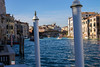 The Grand Canal view of Collection Peggy Guggenheim Palazzo Venier dei Leoni