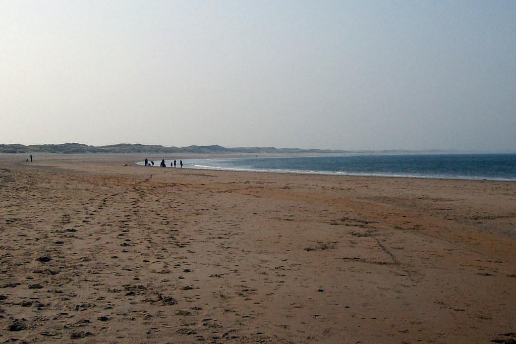 NORTH OF NEWBIGGIN BY THE SEA