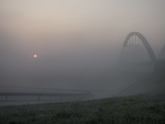 Nebel am Kanal 1