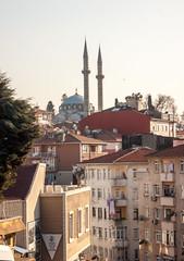 ber den Dchern von skdar (Housetier84) Tags: city turkey sony istanbul mosque holy trkei 350 stadt alpha heilig dcher glaube gebet moschee strase alpha350