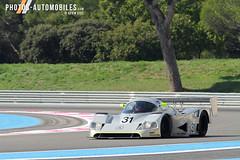 Mercedes C11 (1989) (Kyter MC) Tags: auto classic cars les race paul mercedes track c group racing peter 1989 tours dix ricard motorsport mille 2014 httt c11 castellet