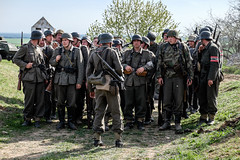 Ořechov 2015 - a reenactment to remember the end of WW2 (The Adventurous Eye) Tags: world two history war czech ww2 1945 reenactment reenactors reenacting 2015 ořechov