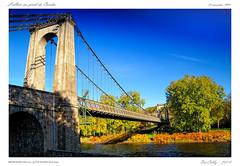 La rivire Allier au pont de Coudes (BerColly) Tags: bridge autumn france automne river google flickr riviere pont allier auvergne puydedome coudes bercolly