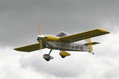 Cassutt Special at Priory Farm in Norfolk (John D F) Tags: aircraft racer prioryfarm cassutt gbpvo bpvo formulaoneairraces