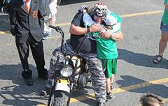 Unconditional love (KaseyEriksen) Tags: love bike children child father son motorcycle flickrfriday thingsmoneycannotbuy
