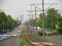 Pesa 120Na Swing Tramwaje Warszawskie (transport131) Tags: swing infrastructure warsaw warszawa tramwaj pesa infrastruktura 120na