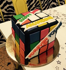 Rubik's Cube Birthday