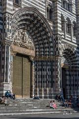 Portale della Cattedrale di San Lorenzo (PerixPic) Tags: church chiesa genova sanlorenzo geolocation geocity geocountry camera:make=nikoncorporation exif:make=nikoncorporation geostate exif:lens=240700mmf28 exif:aperture=11 exif:focallength=58mm exif:isospeed=200 exif:model=nikond810 camera:model=nikond810 geo:lat=44407827777778 geo:lon=89310833333333