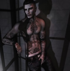 Nirevil # 200 You can stay but your clothes must go! (Nirevil) Tags: life mom sl secondlife second insanity xv legal bolson avenge benjaminz