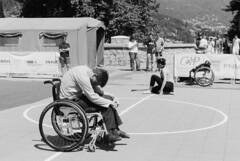 Sport Paralimpici a Como (sirio174 (anche su Lomography)) Tags: como sport dance danza ballo giardini danzaclassica inail giardinialago dimostrazionepubblica sportparalmoci
