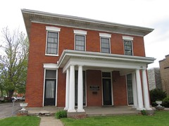 St. Catharines - Georgian I  (c. 1850)  [Daniel Phelps Haynes residence] (cohodas208c) Tags: stcatharines georgianarchitecture ontariostreet c1850 danielphelpshaynes
