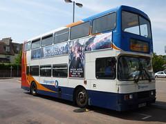"""N386 LPN"""" (SRDemus) Tags: bus station volvo hastings stagecoach 16386 volvoolympian hastingsstation n386lpn"""