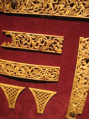 Ivory friezes, close-up. (goldiesguy) Tags: vatican statue museum painting artwork statues ronaldreaganlibrary vaticansplendors goldiesguy
