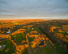 Long Spring Light (Matt Champlin) Tags: light sunset home nature beautiful rural woodland landscape woods farm country farming aerial cny upstatenewyork fingerlakes aerialphotography lastlight drones drone 2016 skaneateles phantom3 longlight dji dronephotography djiphantom3