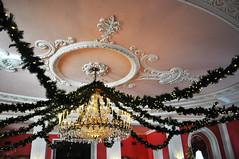 Greenbrier Christmas (julialalexander1) Tags: christmas decorations white west hotel virginia resort springs sulphur greenbrier