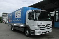 MB Atego 1324 (Vehicle Tim) Tags: truck mercedes mb fahrzeug lkw atego pritsche