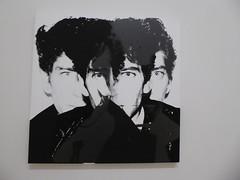 Andy Warhol - Robert Mapplethorpe (c_nilsen) Tags: sanfrancisco california portrait art museum digital sfmoma silkscreen andywarhol digitalphoto sanfranciscomuseumofmodernart robertmapplethorpe